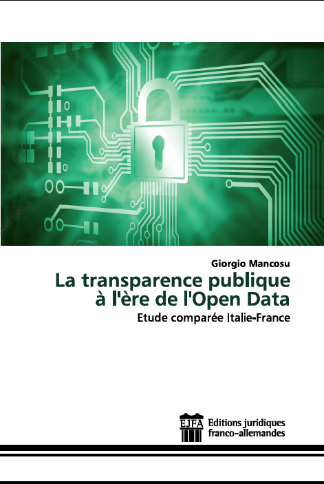 La transparence publique à l'ère de l'open data