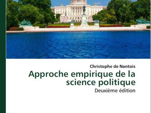 Approche empirique de la science politique